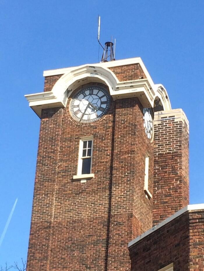 Central Fire Station Clock Tower