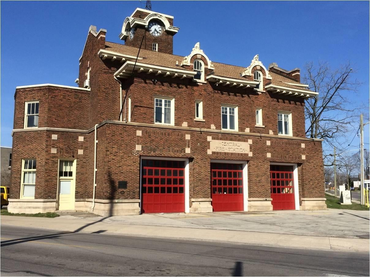 Welland Central Fire Hall - today